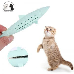 Brosse a dent chat